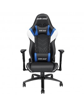 Anda Seat Assassin Series Gaming Chair, Office Chair ( Black/White/Blue )