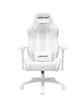 Anda Seat Special Edition Large gaming Chair with 4D Armrest (White Witch)
